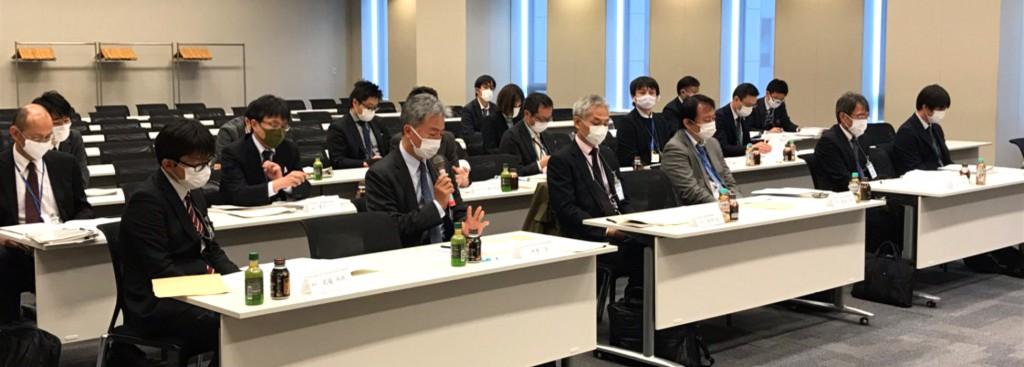 ちんたい議連との第2回対策会議にてお集まり頂いた関係省庁の皆様
